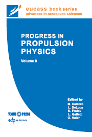 Progress in Flight Physics – Volume 8
